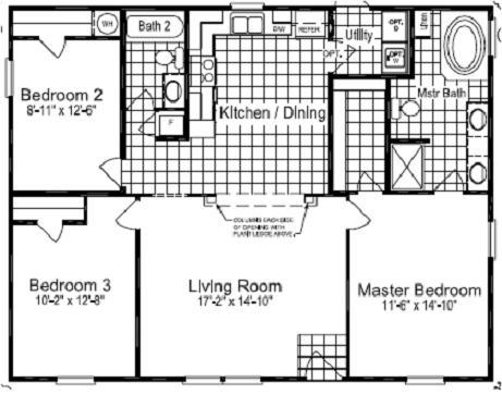 14x60 Mobile Home Floor Plans further 102316222760644711 besides 350084571004969706 as well Fleetwood Mobile Home Wiring Diagram besides 14x70 Mobile Home Floor Plan New Single Wide Mobile Homes Factory Expo Home Centers. on 1990 mobile home floor plans