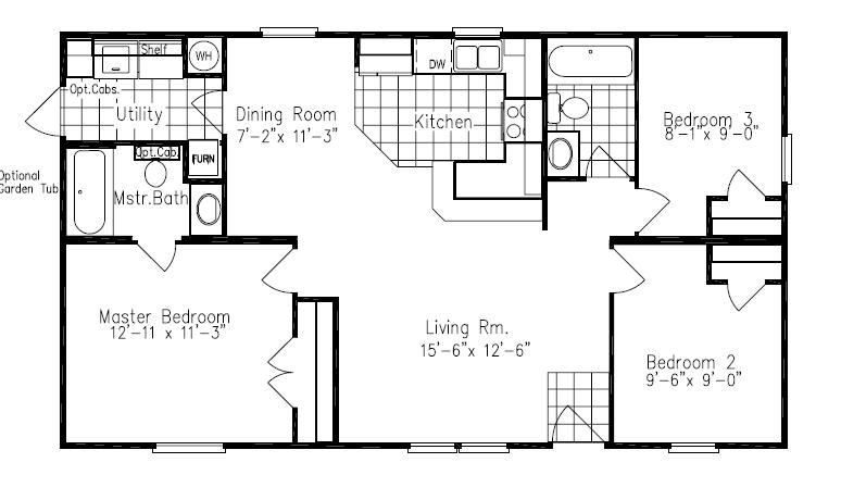 Floor Plans furthermore Floor Plans moreover Floor Plans together with Fleetwood Trailer Wiring Diagram likewise 2 Bedroom Mobile Homes. on 1990 mobile home floor plans