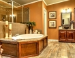 hacienda 3 master bath suite 3000 sqft home devine tx