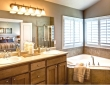 jacuzzi tub in canyon bay master bathroom boerne tx