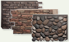 Home depot garages price packages - Fake brick skirting ...